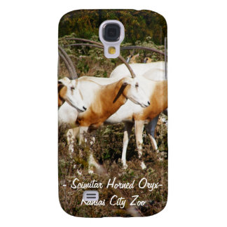 Scimitar Horned Oryx iPhone 3 Speck Case