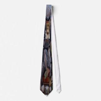 scimmia gravatta neck tie