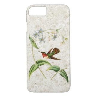 Scintillant Hummingbird iPhone 7 Case