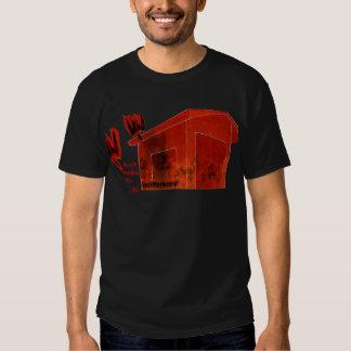 Scintillant Orange T Shirt