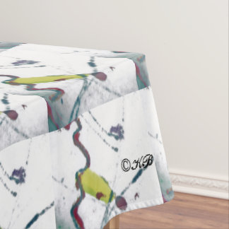 Scintillating Tablecloth
