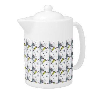 Scintillating Teapot