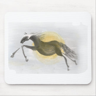 Scintillation - year of horse mouse pad