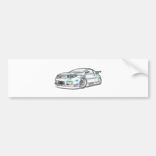 Scion Bumper Sticker