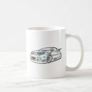 Scion Classic White Coffee Mug