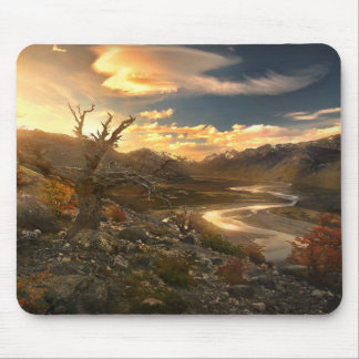 Scion Of The Wild Mouse Pad
