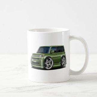 Scion XB Army Green Car Classic White Coffee Mug