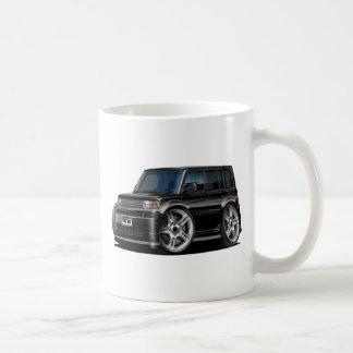 Scion XB Black Car Classic White Coffee Mug