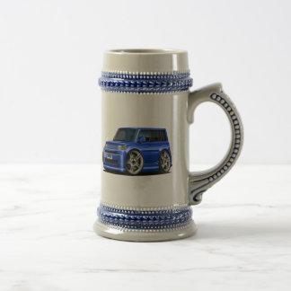 Scion XB Blue Car 18 Oz Beer Stein