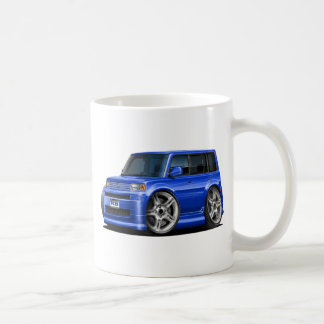 Scion XB Blue Car Classic White Coffee Mug