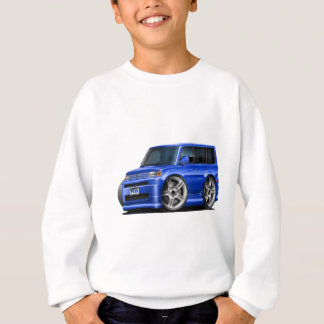 Scion XB Blue Car Sweatshirt