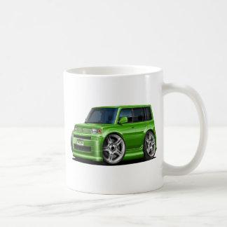 Scion XB Green Car Coffee Mug