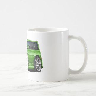 Scion XB Green Car Classic White Coffee Mug