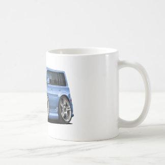 Scion XB Lt Blue Car Classic White Coffee Mug