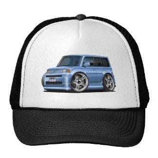Scion XB Lt Blue Car Trucker Hat