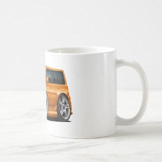 Scion XB Orange Car Classic White Coffee Mug