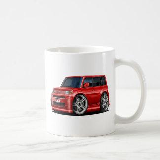 Scion XB Red Car Classic White Coffee Mug