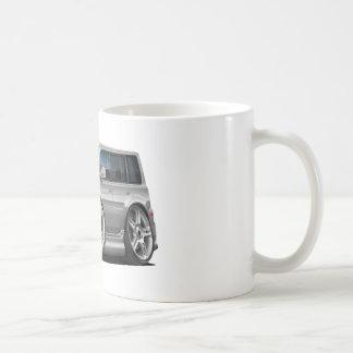 Scion XB Silver Car Classic White Coffee Mug