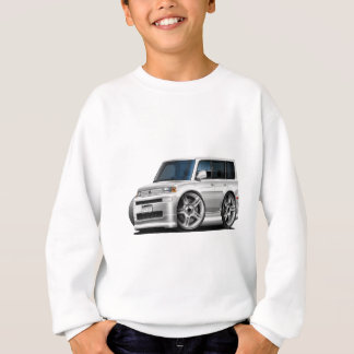 Scion XB White Car Sweatshirt