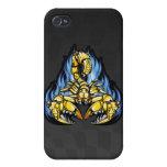 Sciorpion Mech iPhone 4 Carcasas