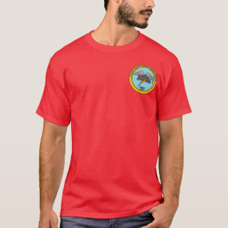 Scioto County Storm Chaser Center T-Shirt