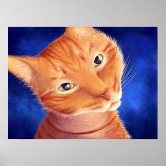 Scipio Kitten Poster
