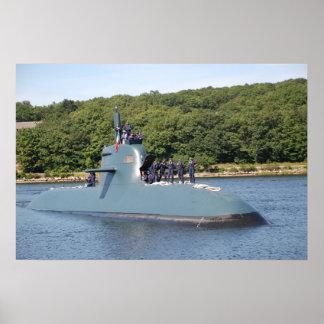 Scire submarino italiano posters