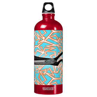 Scissor Art Water Bottle