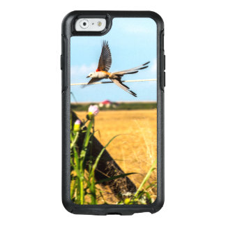 Scissor-tailed Swallow iPhone 6/6s Case