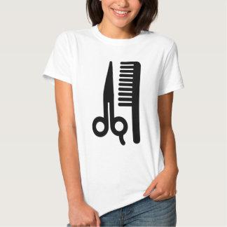 Scissors and Comb Tee Shirt