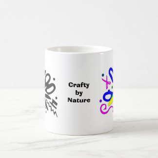 Scissors - Crafty by Nature Coffee Mugs