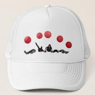 Scissors for Lefty Trucker Hat