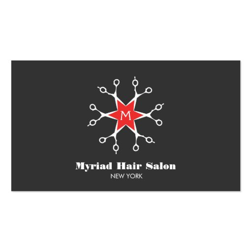 the gallery for gt hair stylist logo inspiration
