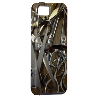 SCISSORS IPHONE CASE