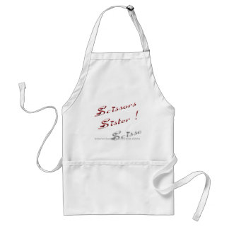 Scissors Sister Official Chef Apron