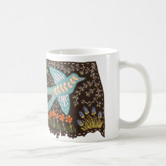 Scissortail Oklahoma Classic White Coffee Mug