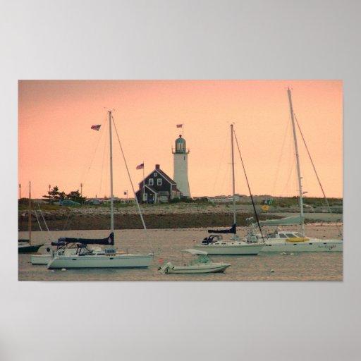 scituate harbor print
