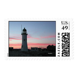 Scituate light--postage