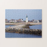 "Scituate Lighthouse, Massachusetts Jigsaw Puzzle<br><div class=""desc"">Scituate Lighthouse,  Massachusetts Jigsaw Puzzle</div>"