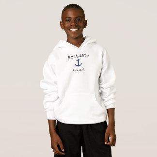 Scituate Massachusetts Hoodie for boys