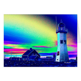 Scituate Mystery--thinking of you Stationery Note Card