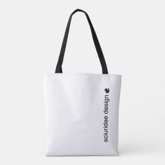 sciuridae design bag, take everything in style tote bag