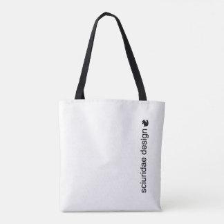 sciuridae design bag, take everything in style tote bag