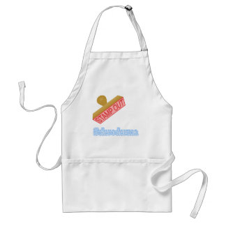 Scleroderma Adult Apron