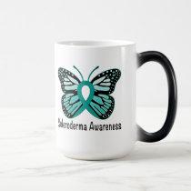 Scleroderma Awareness Butterfly Magic Mug