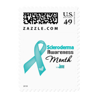 Scleroderma Awareness Month Stamps