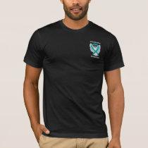 Scleroderma Awareness Ribbon Angel Custom Shirt