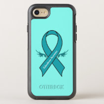 Scleroderma Awareness Ribbon with Wings OtterBox Symmetry iPhone 8/7 Case