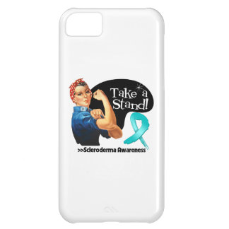Scleroderma Awareness Take a Stand iPhone 5C Case
