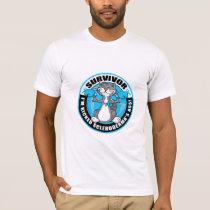 Scleroderma Boxing Cat T-Shirt